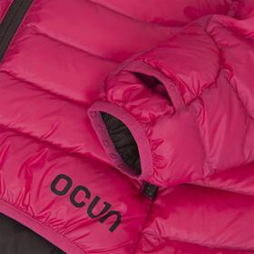Ocun Tsunami Giacca Donna, pink/brown